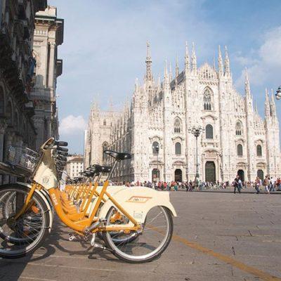 Raggiungere piazza Duomo da Residenza Breme, comodi e senza inquinare