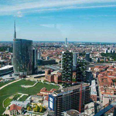 Panorami mozzafiato: come salire, gratis, sulle vette di Milano